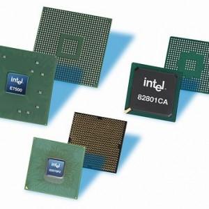 Чипсеты для процессоров Intel